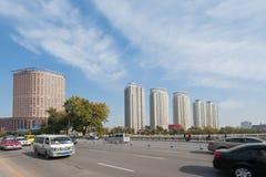 Shenyang city Royalty Free Stock Image