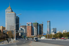 Shenyang city Stock Photography