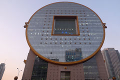 Shenyang city building Stock Photos