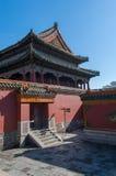 Shenyang imperiału pałac Zdjęcie Royalty Free