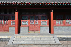 Shenyang imperial palace Royalty Free Stock Photos