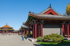 Shenyang Imperial Palace Royalty Free Stock Photo