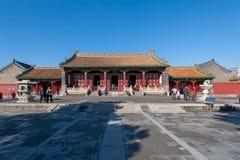 Shenyang Imperial Palace Stock Photo