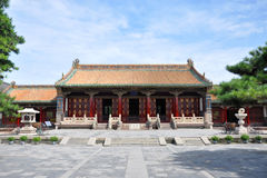 Shenyang Imperial Palace, China Stock Photography