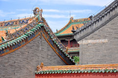 Shenyang Imperial Palace, China Stock Photo