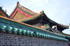 Shenyang Imperial Palace, China Royalty Free Stock Image