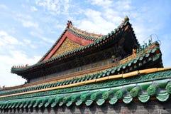 Shenyang imperialistisk slott, Kina Royaltyfri Fotografi