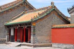 Shenyang imperialistisk slott, Shenyang, Kina Royaltyfri Bild