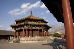 Shenyang imperialny pałac zdjęcia royalty free