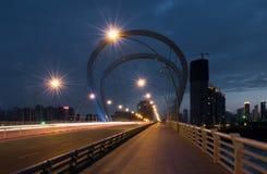 Shenyang Miyoshi Bridge Royalty Free Stock Photo