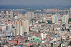 Shenyang Modern Apartment, China Royalty Free Stock Images