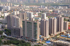 Shenyang Modern Apartment, China Royalty Free Stock Photography