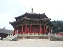 Shenyang  Palace Museum of  china-Stage Stock Photos