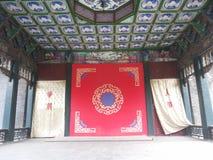 Shenyang  Palace Museum�of  china�Stage Stock Image