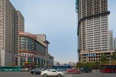 Shenyang streets Stock Image