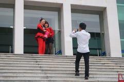 Shenzhen, Κίνα: Εμφάνιση θεάτρων Στοκ Εικόνες