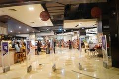 Shenzhen, Κίνα: εσωτερικό τοπίο λεωφόρων αγορών Στοκ φωτογραφίες με δικαίωμα ελεύθερης χρήσης