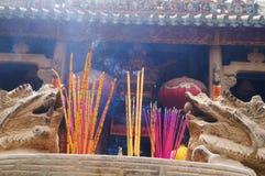 Shenzhen, Κίνα: Ναός Στοκ εικόνες με δικαίωμα ελεύθερης χρήσης
