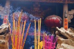 Shenzhen, Κίνα: Ναός Στοκ Φωτογραφίες