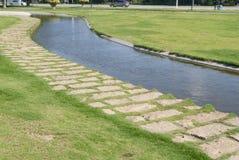 Shenzhen, Κίνα: Πάρκο Plaza προκυμαιών Στοκ Εικόνες