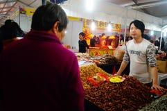 Shenzhen, Κίνα: Φεστιβάλ αγορών Στοκ Φωτογραφία