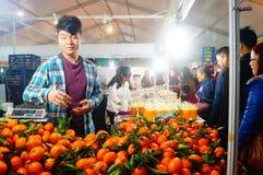 Shenzhen, Κίνα: Φεστιβάλ αγορών Στοκ Εικόνες