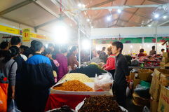 Shenzhen, Κίνα: Φεστιβάλ αγορών Στοκ εικόνα με δικαίωμα ελεύθερης χρήσης