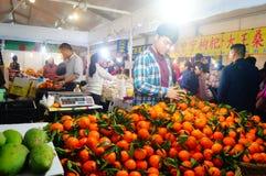Shenzhen, Κίνα: Φεστιβάλ αγορών Στοκ φωτογραφίες με δικαίωμα ελεύθερης χρήσης
