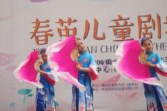 Shenzhen, Κίνα: Φεστιβάλ μουσική ποπ παιδιών Στοκ εικόνα με δικαίωμα ελεύθερης χρήσης