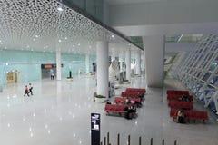 Shenzhen airport Stock Photos