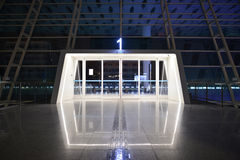 Shenzhen airport entrance Stock Photo