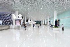 Shenzhen airport interior Stock Photography