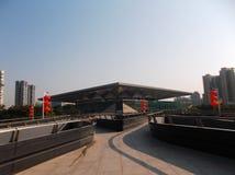 Shenzhen baoan stadion, in China Royalty-vrije Stock Foto's