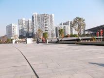 Shenzhen baoan stadion, in China Stock Foto