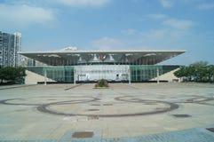 Shenzhen baoan stadium Stock Photos