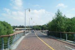 Shenzhen Bay Park Royalty Free Stock Photo