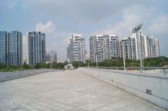 Shenzhen Bay Sports Center Stock Photo