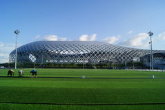Shenzhen Bay Sports Center, in China Royalty Free Stock Photography