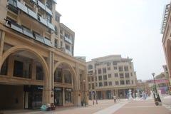 Shenzhen big plum sand outlet shopping village Royalty Free Stock Image