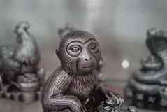 Shenzhen, China: Animal Sculpture Exhibition Stock Image
