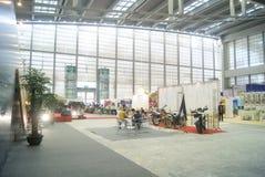 Shenzhen, China: automobile exhibition sales Stock Image