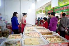 Shenzhen China: baoan het winkelen festival Stock Fotografie