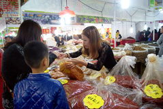 Shenzhen china: baoan shopping festival Stock Images
