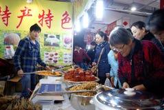 Shenzhen china: baoan shopping festival Stock Images