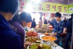 Shenzhen china: baoan shopping festival Royalty Free Stock Photo