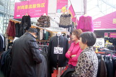 Shenzhen, china: baoan spring festival shopping festival Stock Images