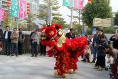 Shenzhen, china: baoan spring festival shopping festival Royalty Free Stock Image