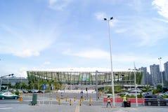 Shenzhen, china: baoan stadium Stock Photo