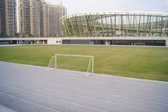 Shenzhen, china: baoan stadium Stock Image