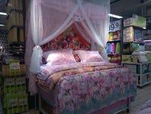 Shenzhen, China: bedding shop Royalty Free Stock Photos